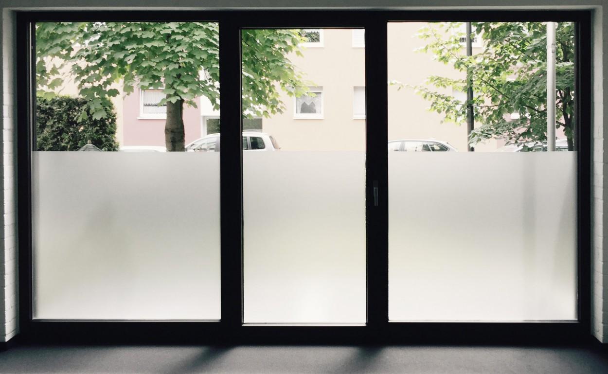 milchglasfolie sichtschutz. Black Bedroom Furniture Sets. Home Design Ideas